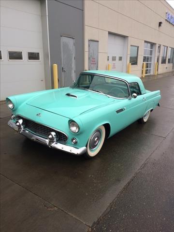 1955 ford thunderbird for sale for Dan porter motors dickinson nd