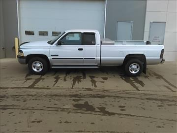 2001 Dodge Ram Pickup 2500 For Sale North Dakota