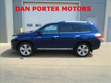 Used cars for sale cars for sale new cars for Dan porter motors dickinson