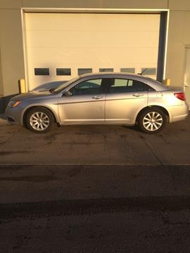 2012 Chrysler 200 for sale in Dickinson, ND