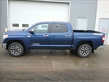 Toyota Tundra For Sale North Dakota