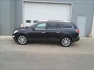 Buick enclave for sale north dakota for Dan porter motors dickinson nd