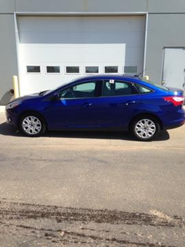 2012 Ford Focus for sale in Dickinson, ND