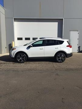 2015 Toyota RAV4 for sale in Dickinson, ND