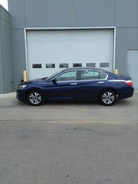 2014 Honda Accord for sale in Dickinson, ND