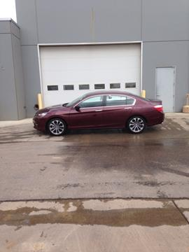 2015 Honda Accord for sale in Dickinson, ND