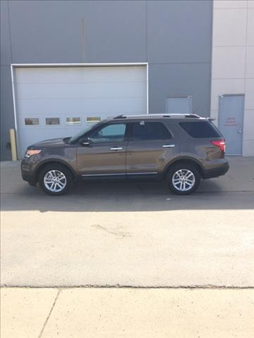 2015 Ford Explorer for sale in Dickinson, ND