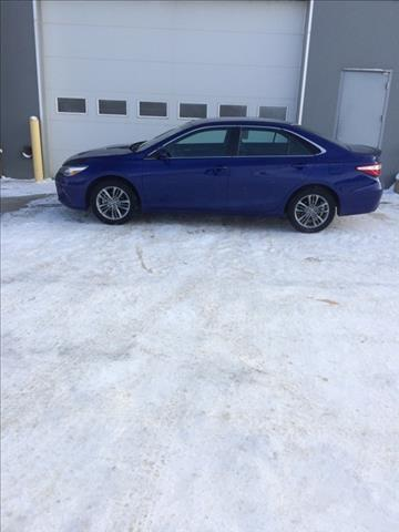 Toyota camry for sale dickinson nd for Dan porter motors dickinson nd