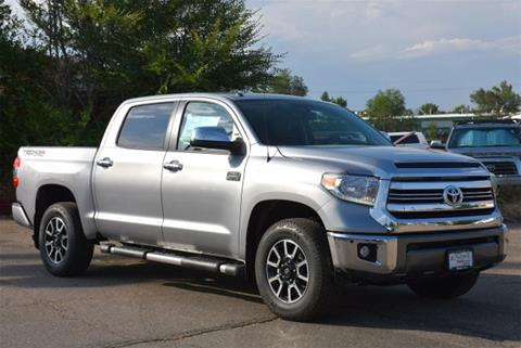 2017 Toyota Tundra for sale in Dickinson, ND