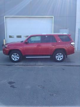 2014 Toyota 4Runner for sale in Dickinson, ND