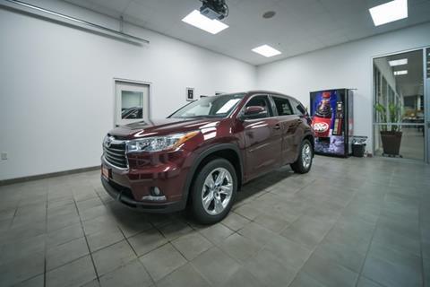 Toyota highlander for sale in north dakota for Dan porter motors dickinson