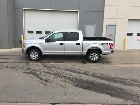 2017 Ford F-150 for sale in Dickinson, ND