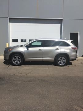 2014 Toyota Highlander for sale in Dickinson, ND