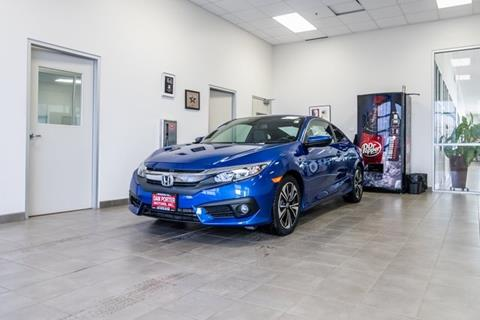 2017 Honda Civic for sale in Dickinson, ND