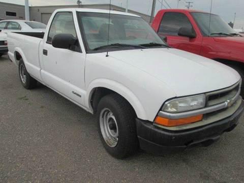 2001 Chevrolet S-10 for sale in Billings, MT
