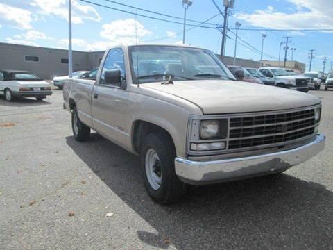1990 Chevrolet Silverado 3500 for sale in Billings, MT