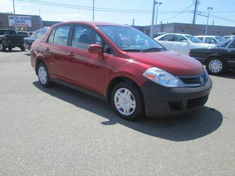 2011 Nissan Versa for sale in Billings, MT