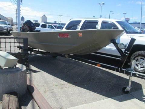2010 LOWE 14FT for sale in Billings, MT