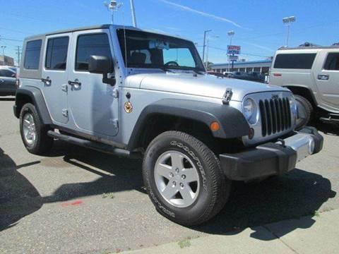 2010 Jeep Wrangler Unlimited for sale in Billings, MT