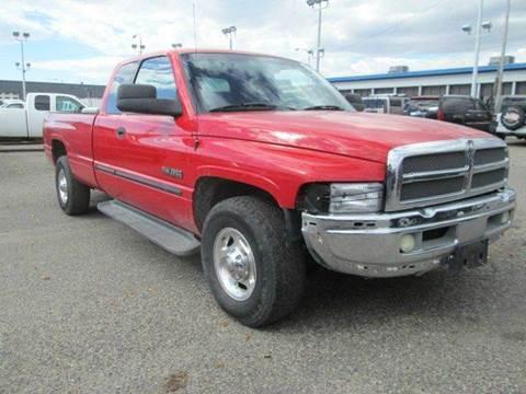 2000 Dodge Ram Pickup 2500 for sale in Billings, MT