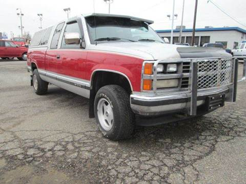 1989 Chevrolet Silverado 1500 for sale in Billings, MT
