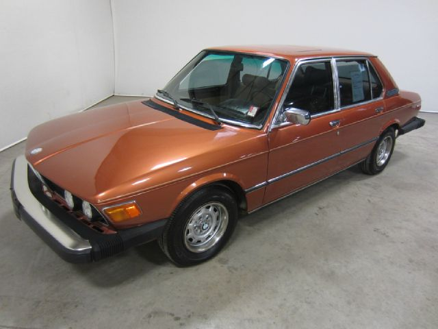 1978 BMW 5 Series