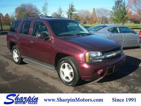 2007 Chevrolet TrailBlazer for sale in Columbus, OH