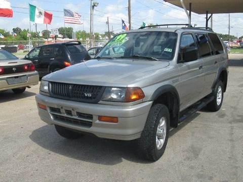 1999 Mitsubishi Montero Sport for sale in Dallas, TX