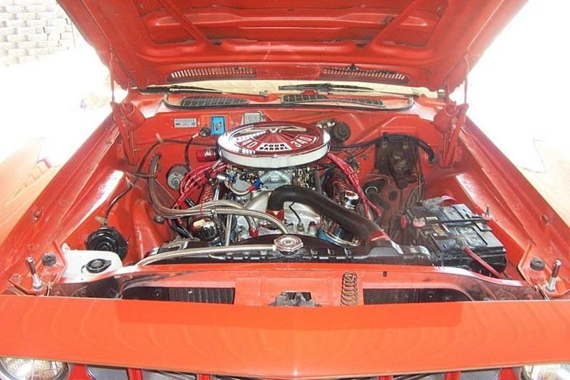1971 Plymouth Barracuda cuda recreation - West Line MO