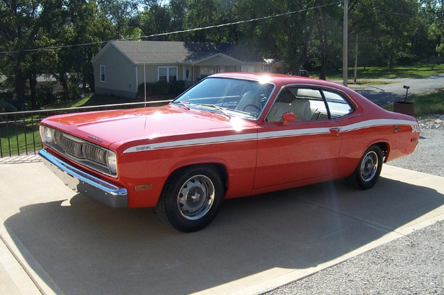 1972 Plymouth Duster Classic Muscle Car For Sale In Mi: 1972 Plymouth Duster For Sale Carsforsale