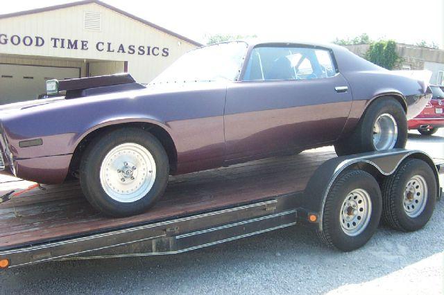 1970 Chevrolet Camaro drag car - West Line MO
