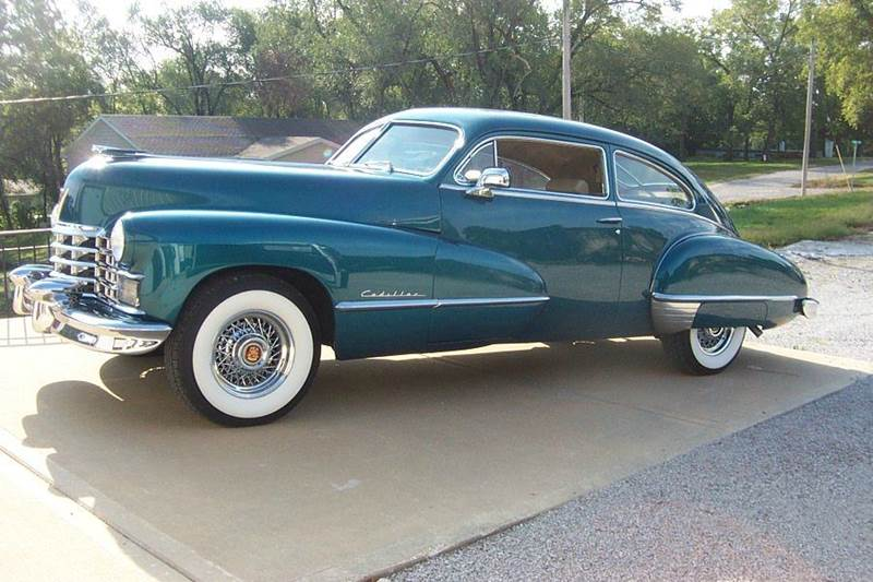 1947 Cadillac Series 62 for sale - Carsforsale.com