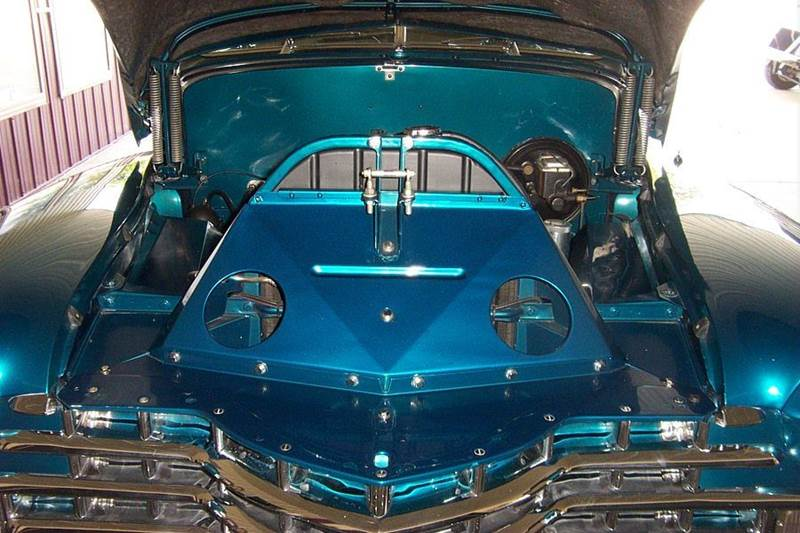 1947 Cadillac Series 62 pro touring - West Line MO