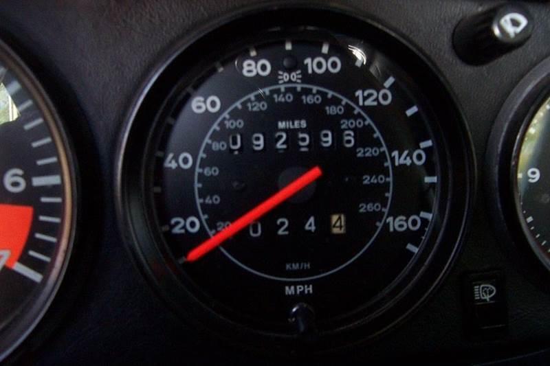 1985 Porsche 911 Carrera  - West Line MO