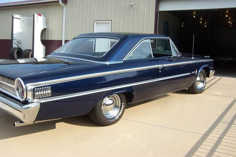 1963 Ford Galaxie 500XL 500XL - West Line MO