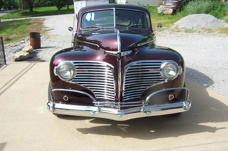 1941 Dodge luxury  liner luxury liner - West Line MO