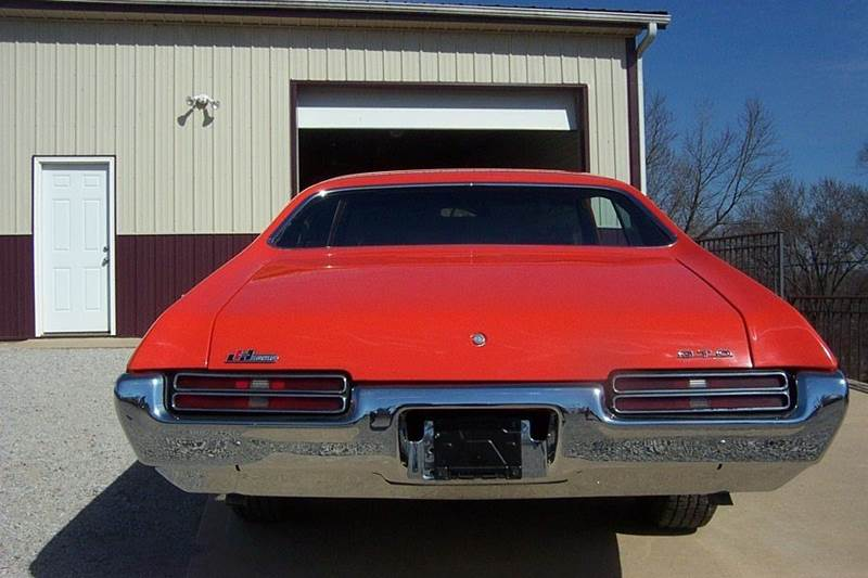 1969 Pontiac GTO Hard Top - West Line MO