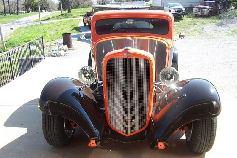 1933 Chevrolet Street Rod street rod - West Line MO
