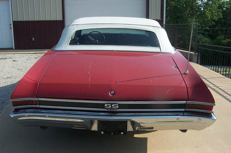 1968 Chevrolet Chevelle SS - West Line MO