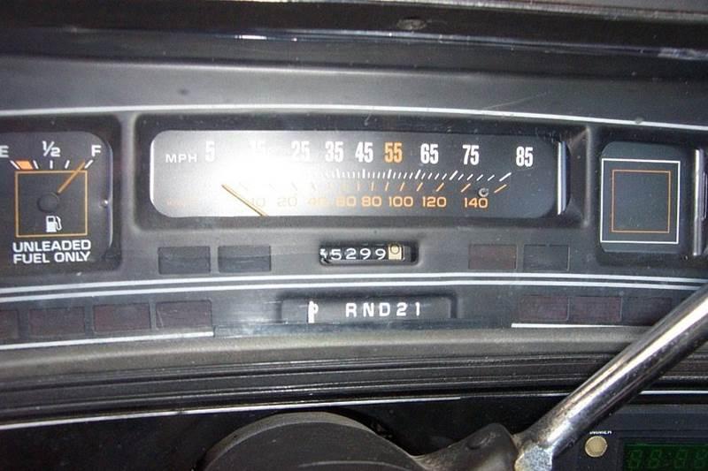 1981 Chevrolet El Camino standard - West Line MO