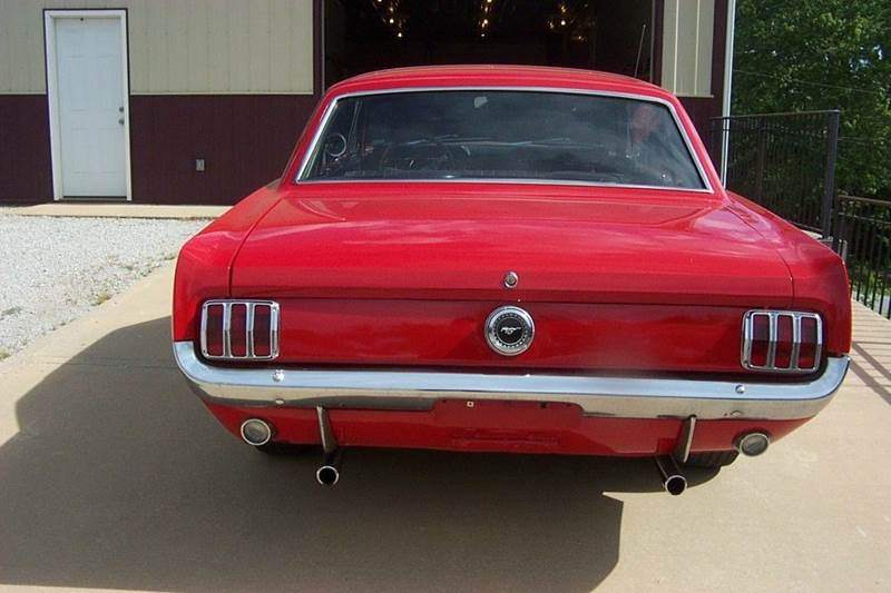 1966 Ford Mustang Basic - West Line MO
