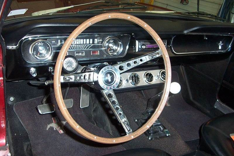 1965 Ford Mustang  - West Line MO