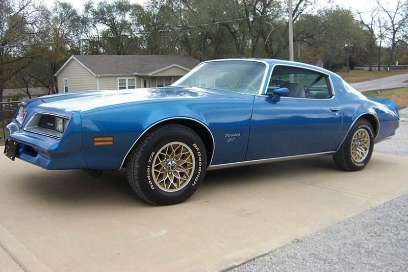 1978 Pontiac Firebird For Sale Carsforsale Com