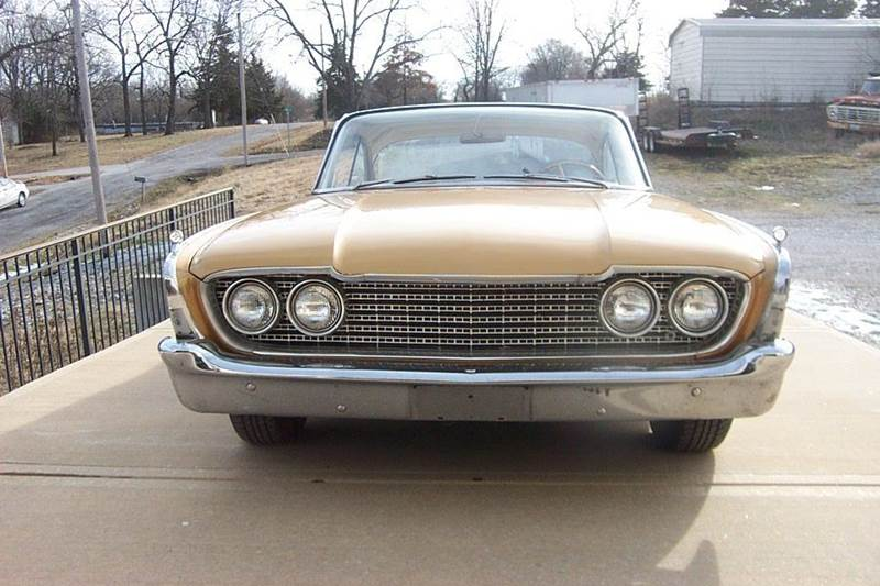 1960 Ford Galaxie Starliner - West Line MO