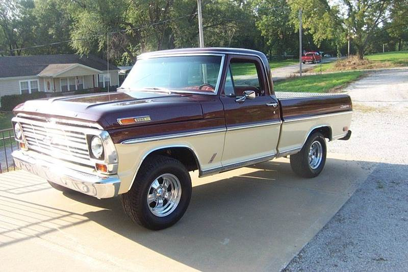 1969 Ford F-100 Ranger - West Line MO