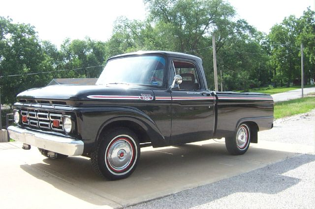 1964 ford f100 292 engine  1964  free engine image for
