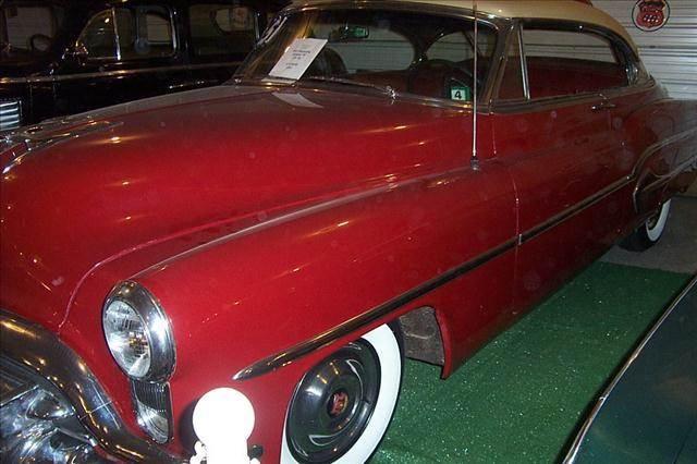 1951 Oldsmobile Holiday 98