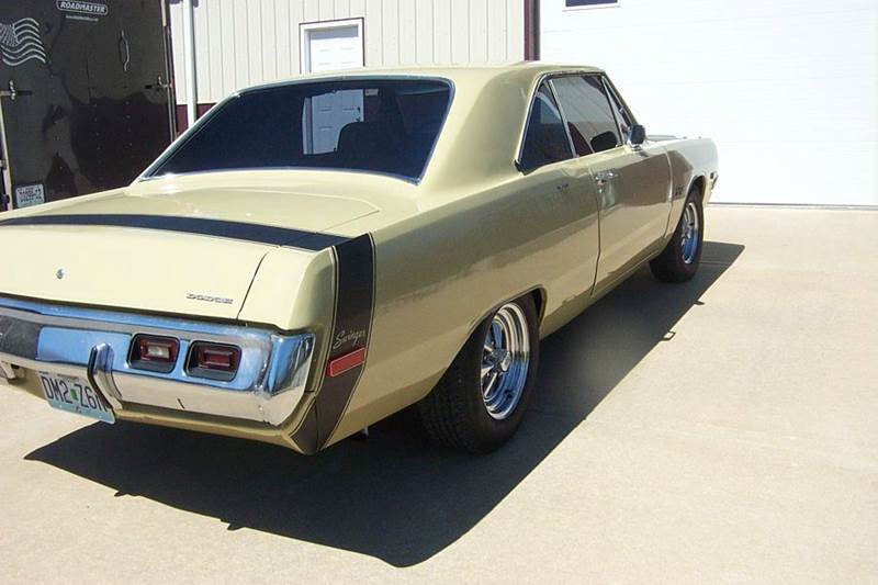 1972 Dodge Dart Swinger - West Line MO