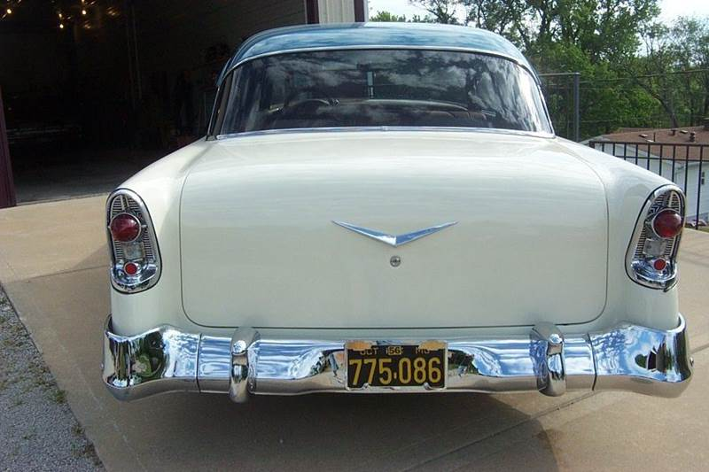 1956 Chevrolet 210 customized - West Line MO