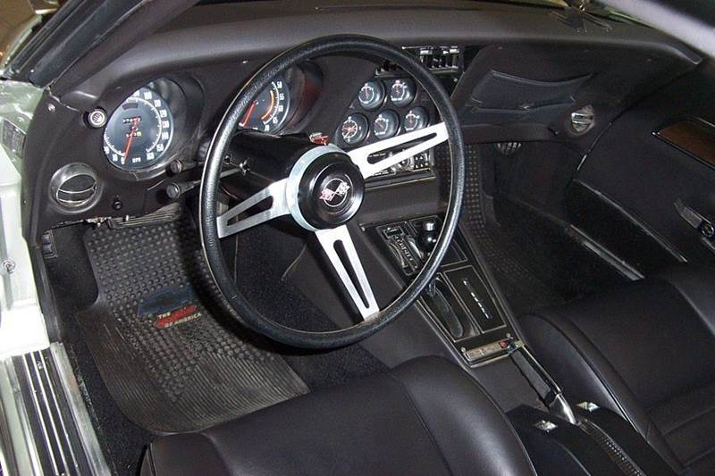 1973 Chevrolet Corvette stingray - West Line MO